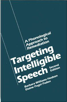 Speech and language therapy dissertation